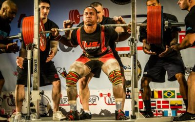 TEXAS RELOADED. IAN BELL E IL NUOVO POWERLIFTING AMERICANO