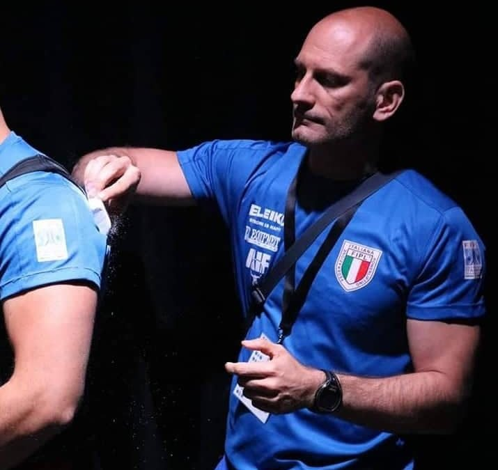 Training Talk con Emanuele Caratelli