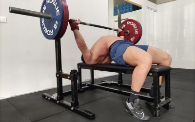 BIG HORN FOR BIG BENCH – bench specialist program